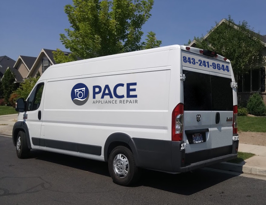 pace appliance repair in mount pleasant sc